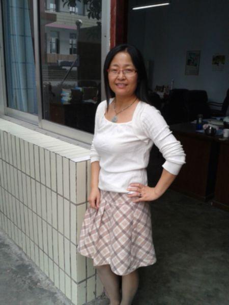 语文教师    宋琴华