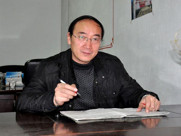 书法教师  胡兴洲