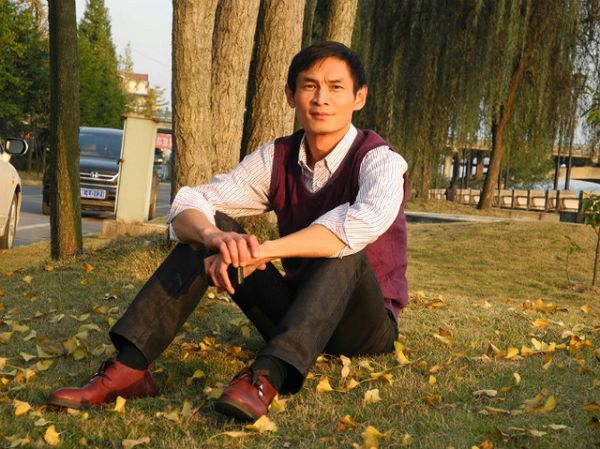 数学教师  黄义川
