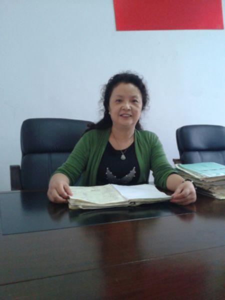 数学教师  朱惠丽